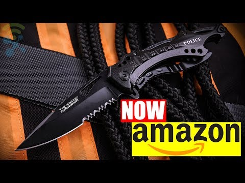 5 Survival KNIVES In The World That You Must To See