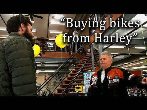 How we make money flipping bikes (going to Philly)