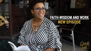 "Couch Time with Sonja Season 4 - Episode 12 ""Part 1 Faith - Wisdom - Work"""