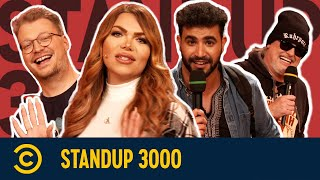Witzigkeit kennt keine Grenzen | Standup 3000 | S06E06 | Comedy Central Deutschland