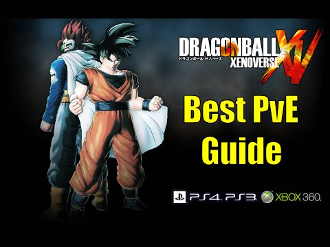 Dragon Ball Xenoverse - Best PvE Build - Detailed Guide - Part 1