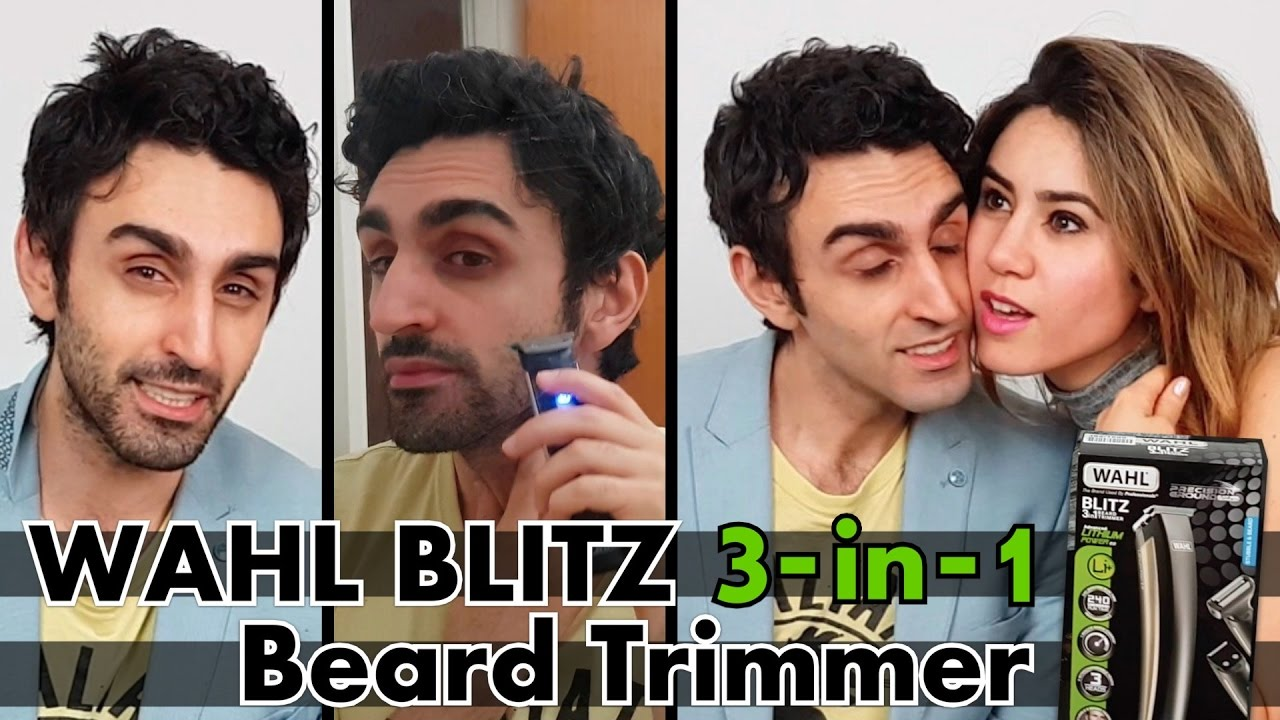 wahl lithium ion beard trimmer does it pass the female test youtube. Black Bedroom Furniture Sets. Home Design Ideas