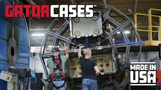 Gator Cases: Made in the USA - Assembly Expertise and Warehousing Solutions