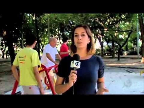 Espaço Vida Saudável HERBALIFE na Globo de Fortaleza