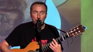 Comedian Helmut Sanftenschneider (06.11.15 ) Teil 1
