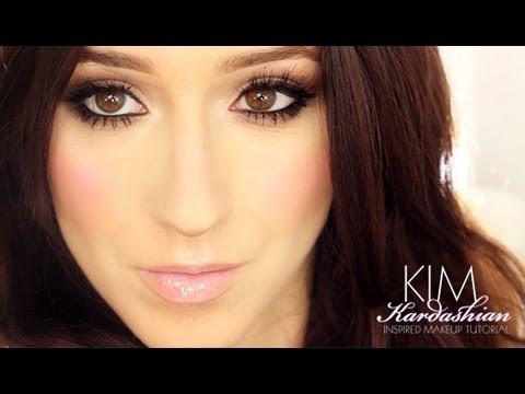 Kim Kardashian Makeup Czyli Makijaż Z Ulubieńców Eng Subtitles