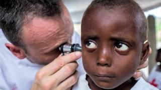 Frédéric Birgel médecin Croix-Rouge française en Haïti