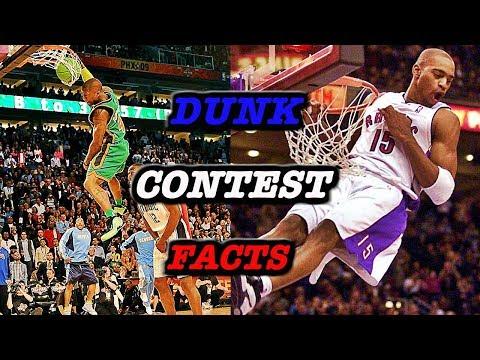 5 CRAZY NBA Slam Dunk Contest Facts