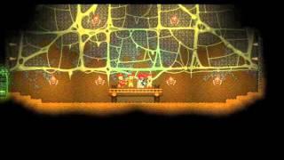 Starbound - Spider Dance
