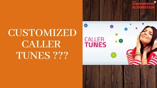 Customized Caller Tunes Jingles