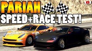 🤪�Zieht Er Sie ALLE? PARIAH Speed + Race Test!�🤪 [GTA 5 Online Doomsday Heist Update DLC]