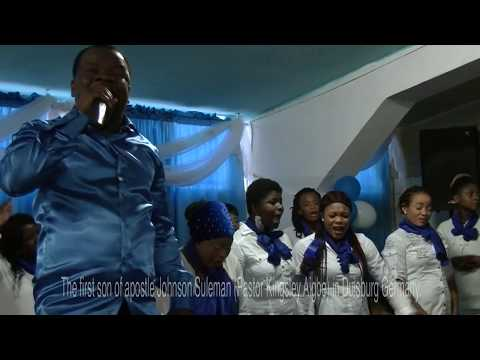 Omega Fire Ministries (O.F.M) Duisburg, Germany. (Powered by M.C Nelson) .