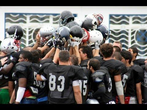 Dusty Bowl 2013: Wrecking Crew v All Blacks HD