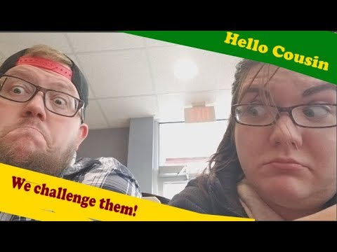 A Christmas Argument & CHALLENGE to another Youtube Family!