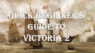 Victoria 2 gameplay