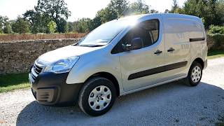 for sale 2019 peugeot partner 100 electric van that has only done 500 miles