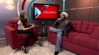 "WT/Influencer: Ziggy Marley On the New Documentary ""Marley"""