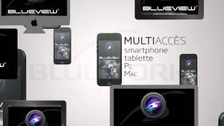 BLUESTORK Caméras Cloud - Facile à installer, facile à utiliser