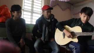 Anh không đòi quà ( Acoustic ) - Mfeel ft BBoy BigKids