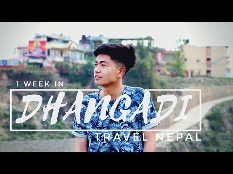 Dhangadi,Nepal || Travel Video : Nishan Bhujel