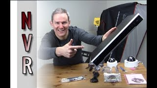 Hikvision 16-Port 4K NVR – Unboxing, Specifications, Parts Identification