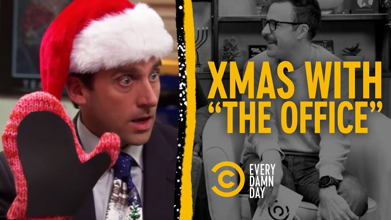 """The Office""'s Best Holiday Clips & A High-Stakes Yankee Swap"