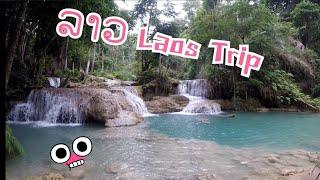 EP 5 - ລາວ Laos Trip (Vang Vieng-Luang Phabang-Vientiane) on 9-12 May 2018