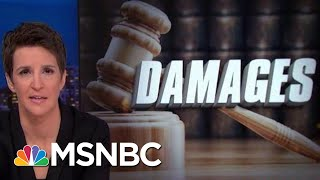 Victims Of White Nationalist Terror Fight Back (And Win) In Court | Rachel Maddow | MSNBC