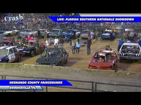 Crash Course Live ..::.. 2018 Florida Southern Nationals Showdown