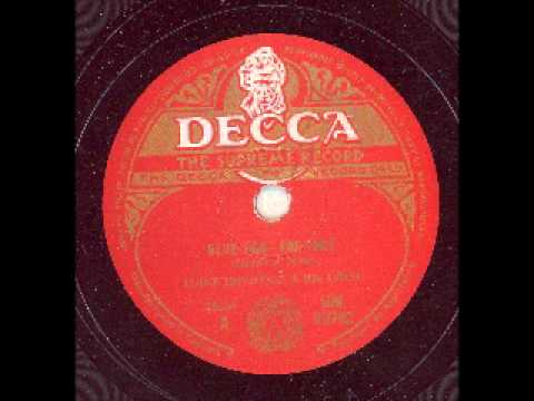 Eddie Heywood and his orchestra - Blue Lou