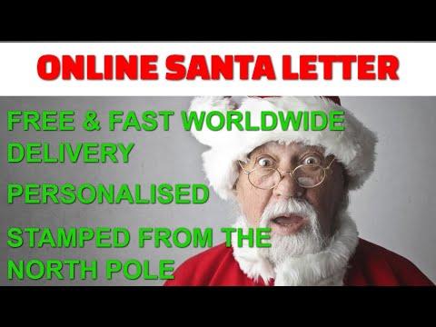 Online Santa Letter thumbnail