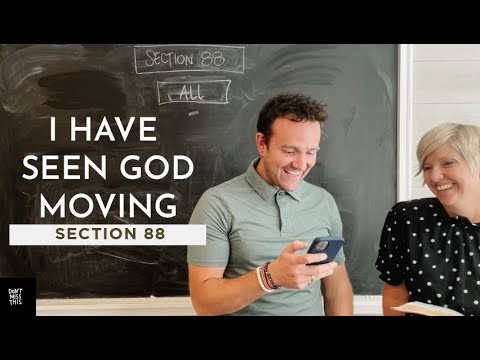 Download Come Follow Me Doctrine and Covenants 88 (Aug. 9-15) Don't Miss This