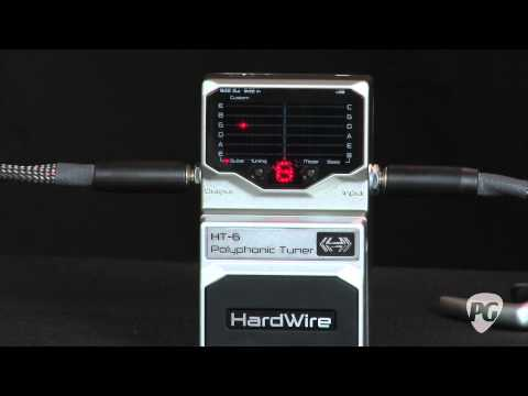 Video Review - Hardwire HT-6 Tuner
