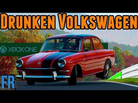 Forza Motorsport 7 - Drunken Volkswagen - Set Up Challenge