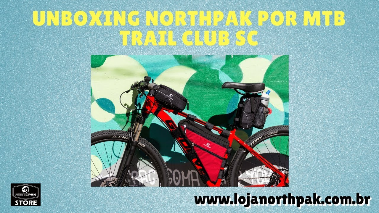 unboxing northpak - YouTube 809899736f6