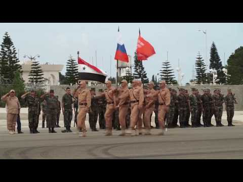 Russian army in Syria-bright video on the work of our military in Syria
