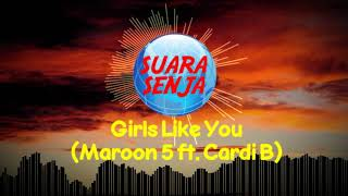 Girls Like You (Maroon 5 ft. Cardi B) || Koplo Version