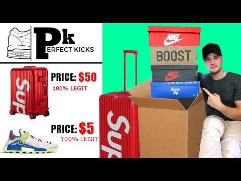 low priced a8bed 226fa BUYING THE CHEAPEST LEGIT SNEAKERS OFF PERFECT KICKS!