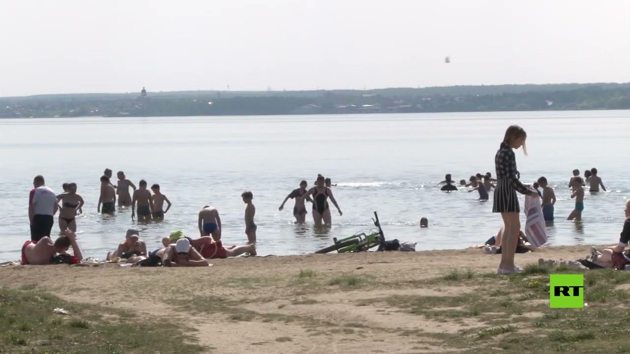 موجة حر غير مسبوقة تضرب روسيا  - نشر قبل 22 دقيقة