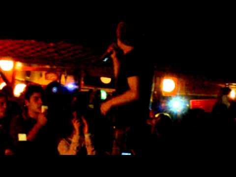 James - Senorita  (secret gig thessaloniki 3/10/11)