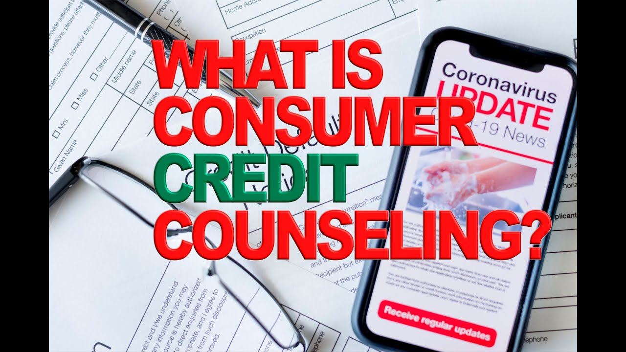What is Consumer Credit Counseling?