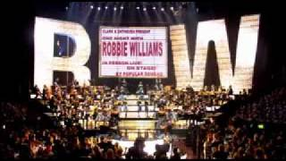 Robbie Williams: Live at the Albert (Have You Met Miss Jones?)