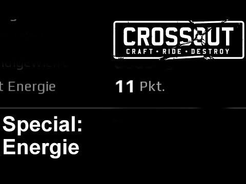 Crossout Special - Ich brauch mehr Energie - deutsch/german