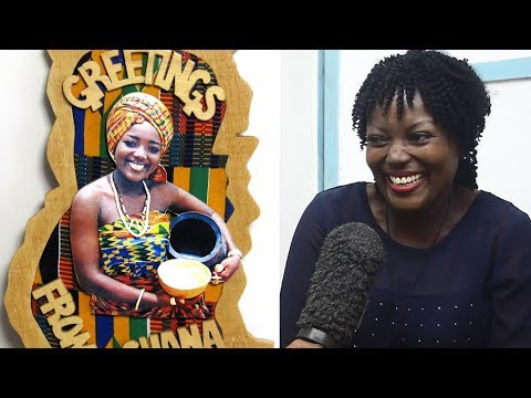 Iconic 'Akwaaba Photo Girl' Speaks after 20years