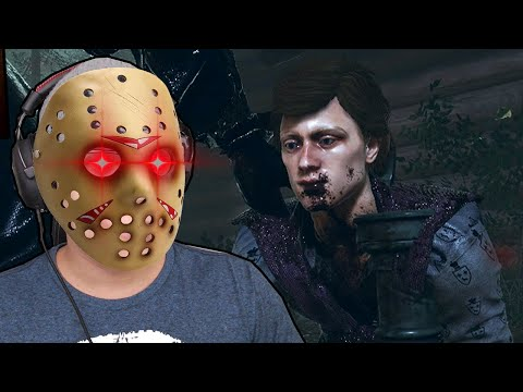 JASON ATACA AS CRIANÇAS | Friday The 13th: The Game