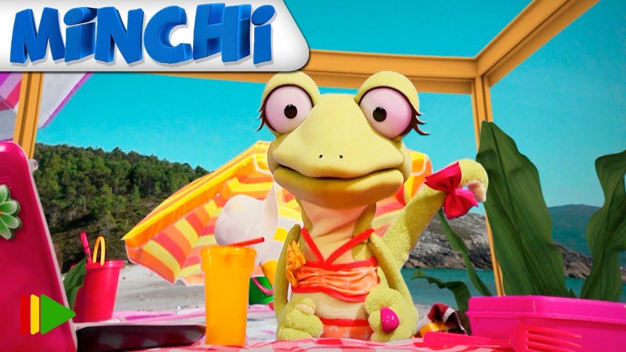 Las Aventuras de Minchi | Episodios para NIÑOS | ☀ Échate cremita y MÁS  | +12 minutos