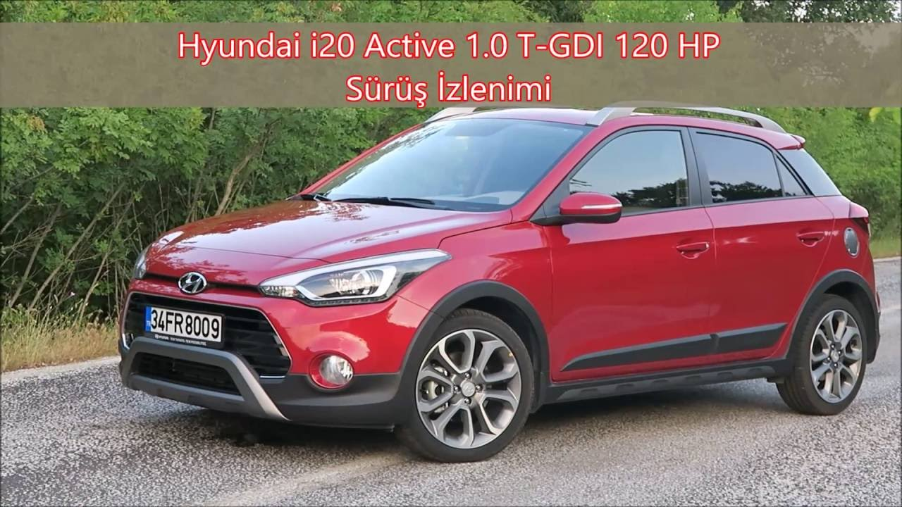 hyundai i20 active test s r youtube. Black Bedroom Furniture Sets. Home Design Ideas
