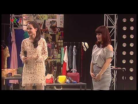 Thời trang và cuộc sống VTV3 (05/10/2013)_Tư vấn thay đổi phong cách