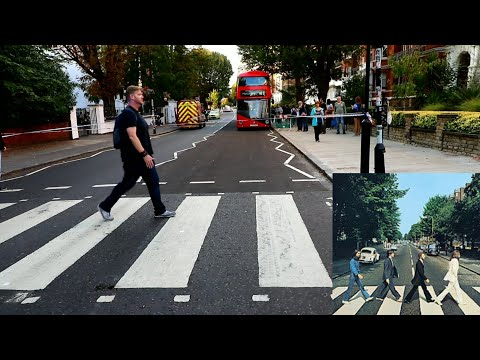 #777 LONDON Celebrity Tour of The BEATLES, SHERLOCK HOLMES,