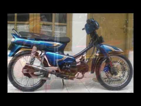 Cah Gagah | Video Modifikasi Motor Honda Grand Velg Jari-jari Keren Terbaru Part 3